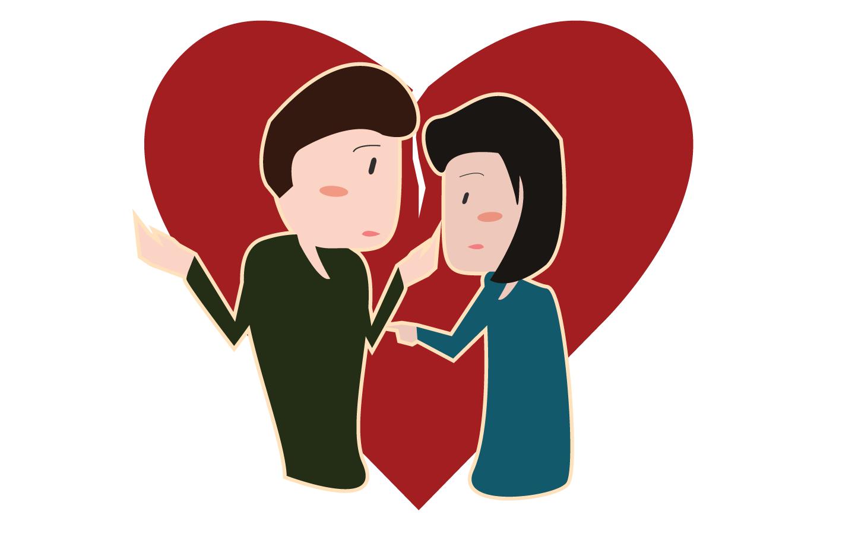 conflictos en la relación