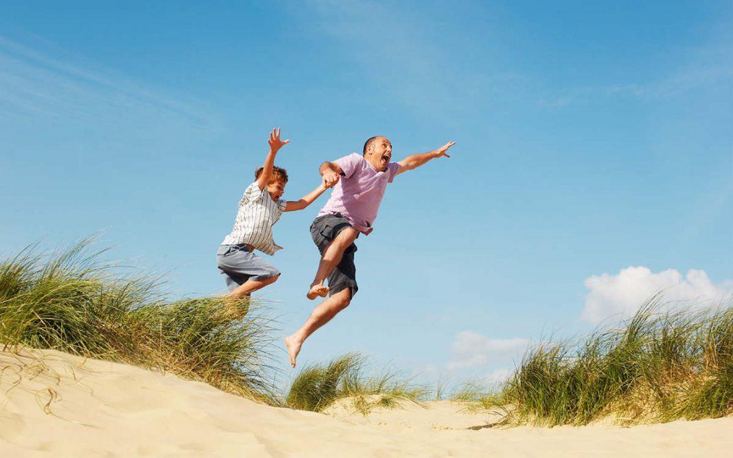 Padresque compiten con sus hijos - Psicología en Acción