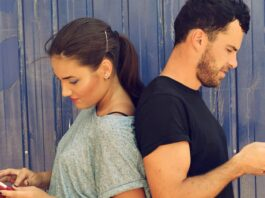 Redes sociales y las relaciones de pareja